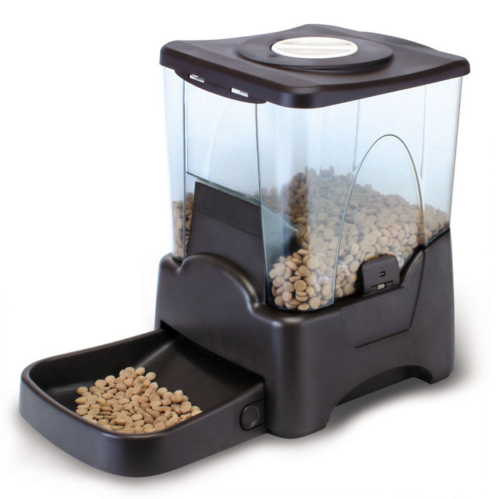 自动化宠物投食器CR-CWQ1023