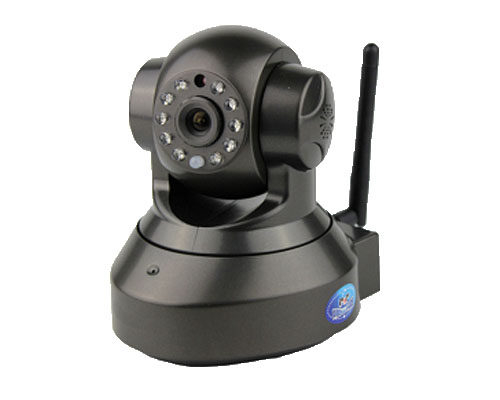 智能远程监控摄像头 cmw-8301云台摄像头