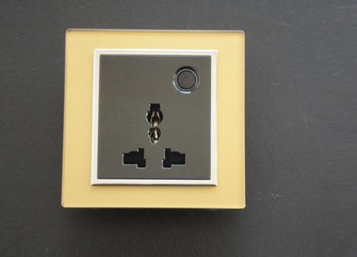 letou国际米兰路线86型Zigbee内嵌式插座