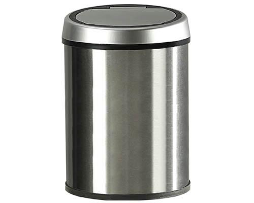 letou国际米兰路线感应垃圾桶 全自动开合