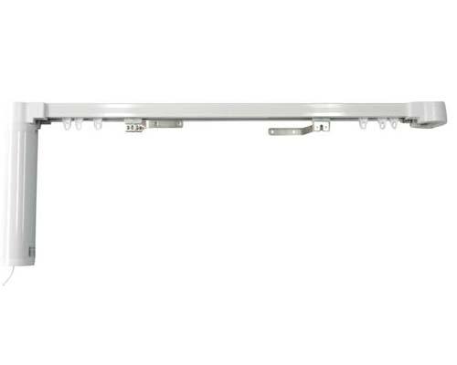 Zigbeeletou国际米兰路线电动窗帘 自动感应可遥控